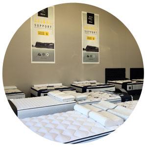 SleepMode Mt Maunganui Shop Floor